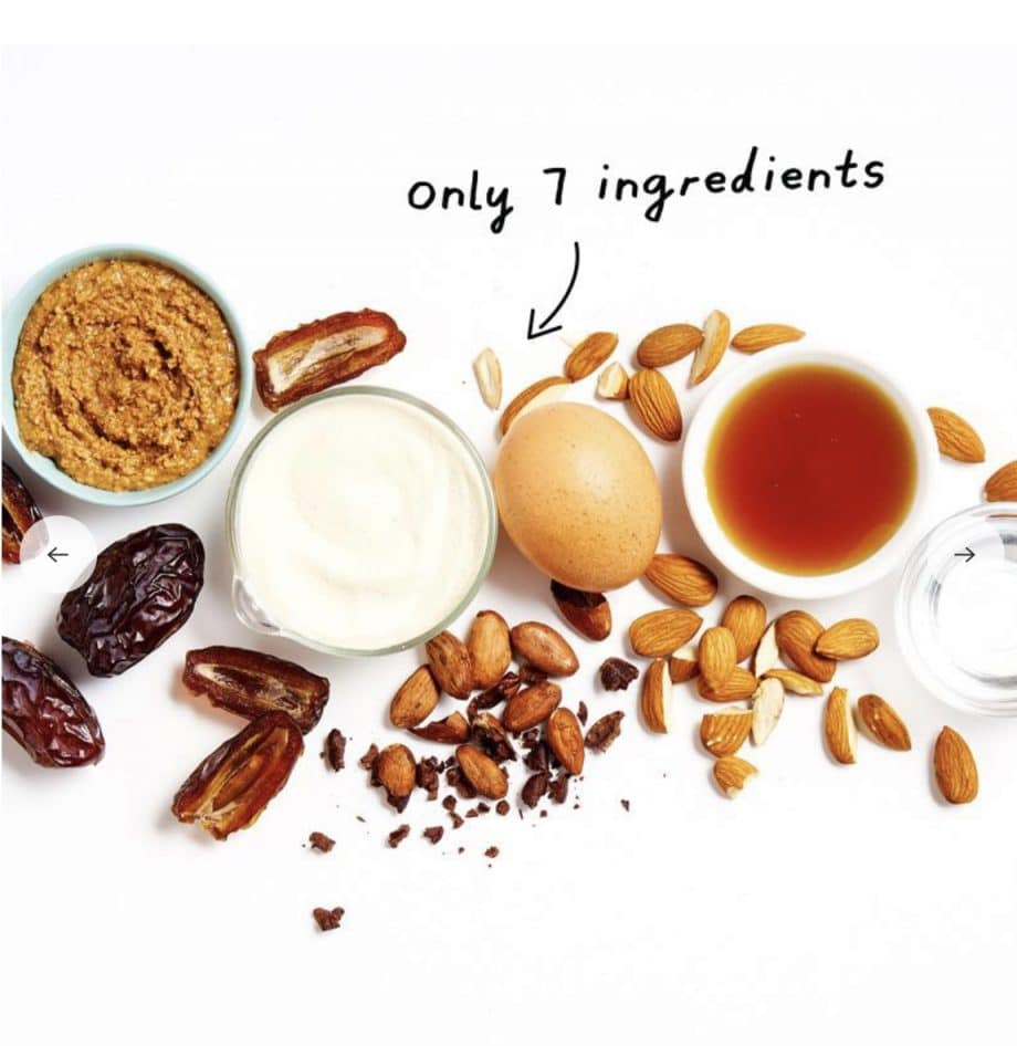 Cookie dough protein bar ingredients. Blue dinosaur collagen protein bars ingredients