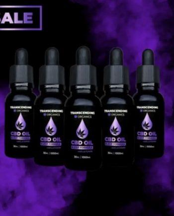 Transcending Organics 1000mg CBD Oil + Melatonin Sleep and pain reliever. High quality health supplements, health food as well as a large range of CBD Oil And Hemp Oil. Blueberry flavoured 1000mg CBD +Melatonin